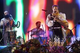 نخستین جشنواره بین المللی نی انبان در جزیره کیش