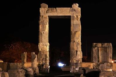 دروازه ورودی صد دروازه