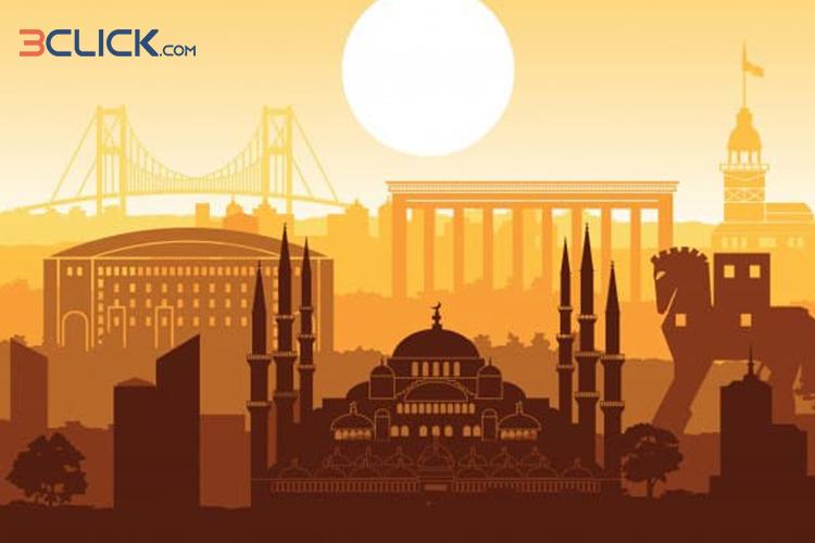 سه کلیک تا رزرو تور استانبول