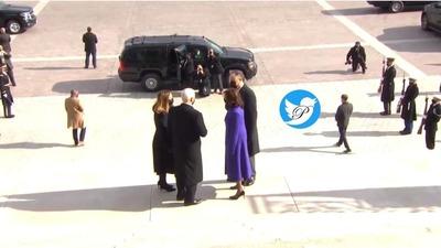 مراسم خداحافظی سنتی معاونان قدیم و جدید ریاست جمهوری از یکدیگر