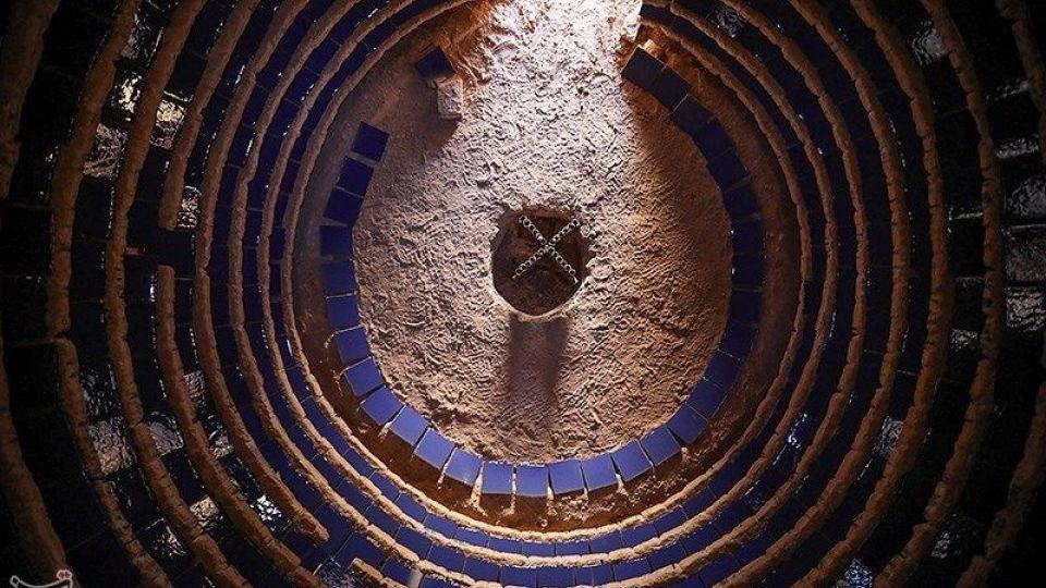 کارخانه کاشی سنتی قدس رضوی