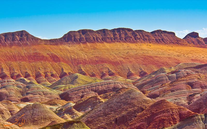 کوهستان ژانگی دانکسیا