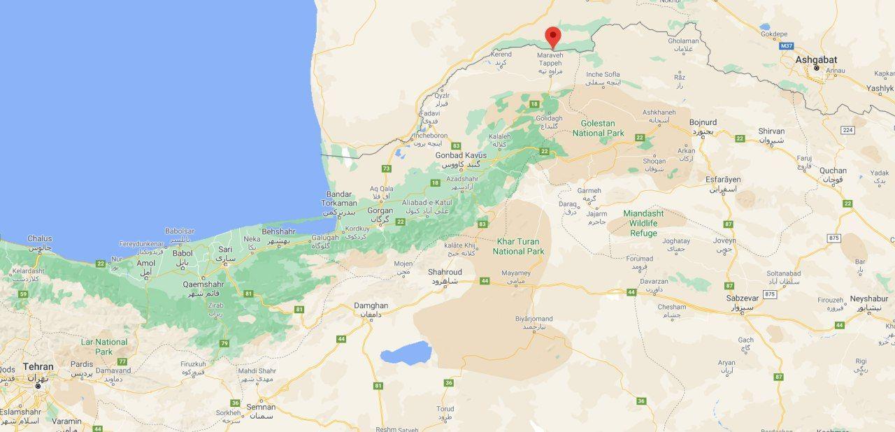 آخرین خبرها از زلزله ۵.۲ ریشتری گلستان / بجنورد لرزید + جزئیات کامل