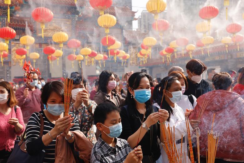 سال نوی چینی هنگ کنگ