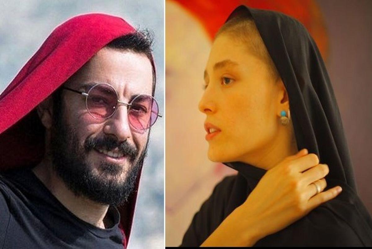 فیلم دیده نشده از نوید محمدزاده قبل از معروفیت + کلیپ عاشقانه نوید و فرشته!