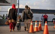 ورود مهاجران افغانستانی به فرودگاه تورنتو کانادا