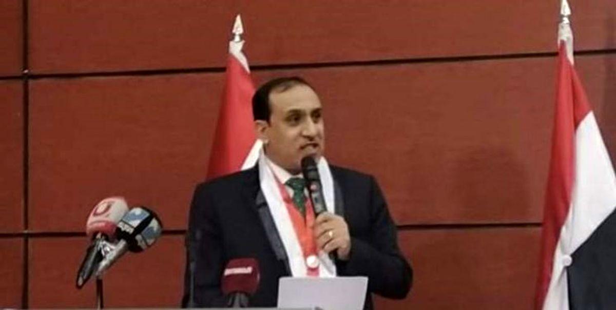 سفیر یمن در سوریه: در آستانه پیروزی در مأرب قرار داریم