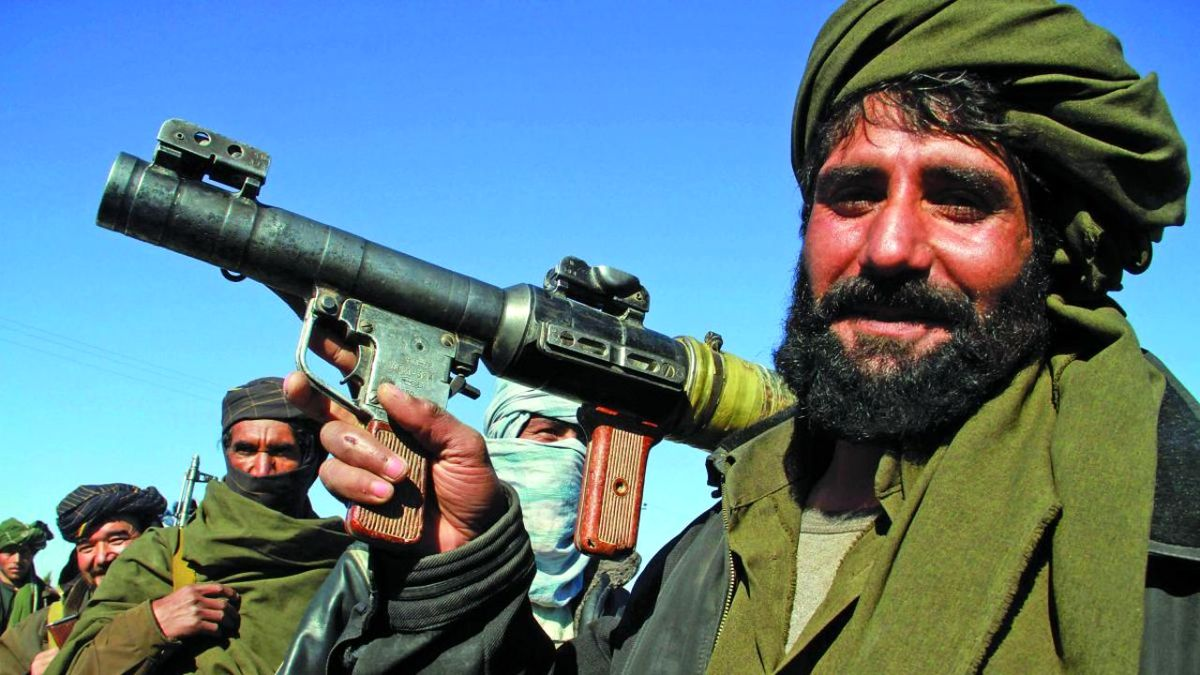افغانستان فقط 20٪ در دست دولت است