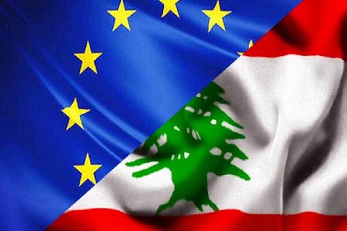 طراحی تحریمهای اتحادیه اروپا علیه ۶ مقام ارشد لبنانی