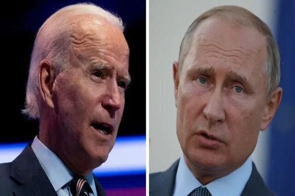 سخنگوی کرملین: پوتین و بایدن به زودی دیدار میکنند