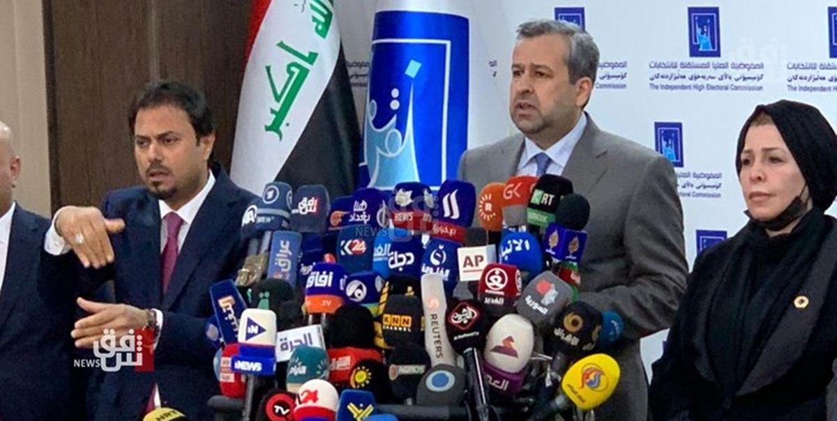 اعلام نتایج اولیه انتخابات پارلمانی عراق