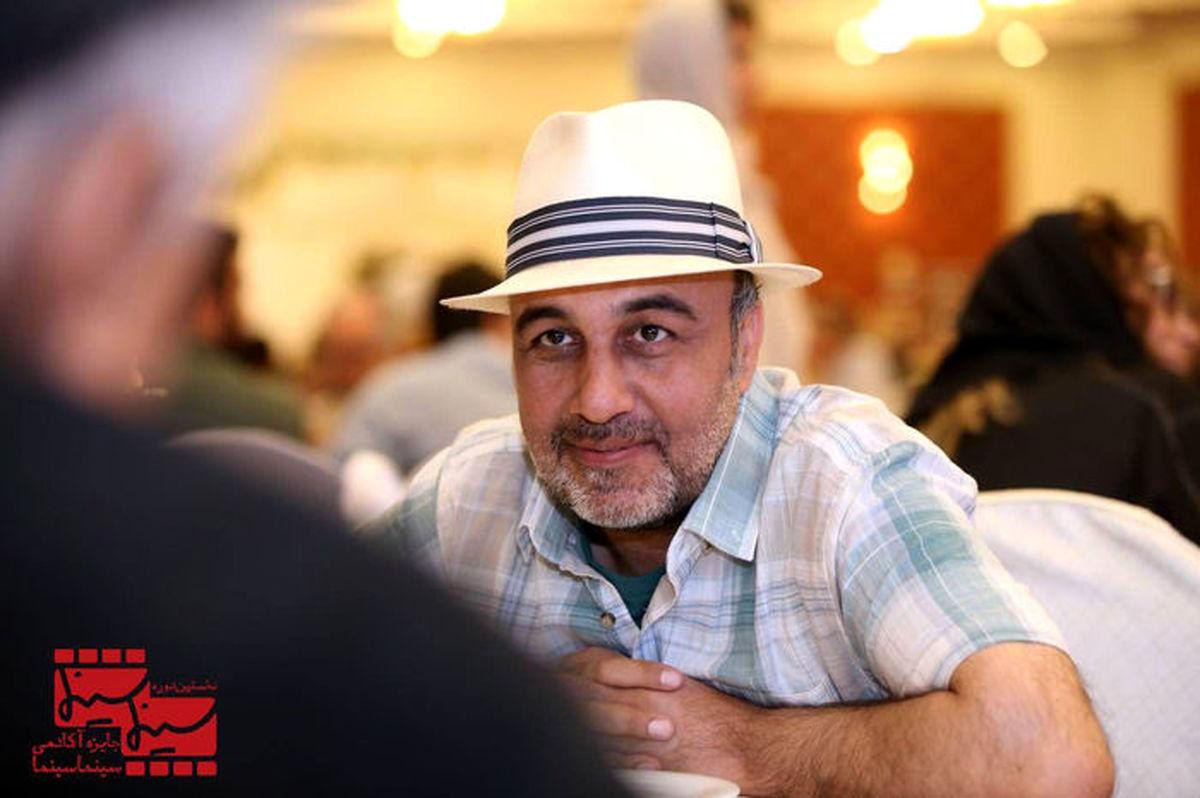 رضا عطاران چقدر پیر شده! | تصاویر باورنکردنی رضا عطاران