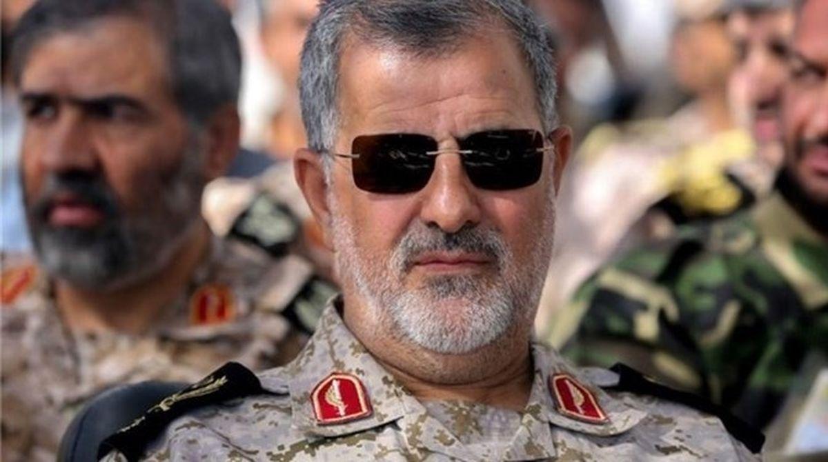 هشدار قاطعانه سپاه ایران به اقلیم شمال عراق   جزئیات