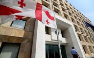 درگیری در ساختمان پارلمان گرجستان