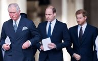 حواشی عجیب مراسم خاکسپاری همسر ملکه انگلیس + عکس