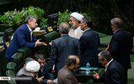 تصاویر: حاشیه های جلسه علنی مجلس