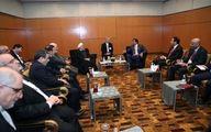 روحانی: هرگونه فشار و تنگنای ایجاد شده برای قطر را محکوم میکنیم / امیر قطر: مواضع ایران را فراموش نمیکنیم