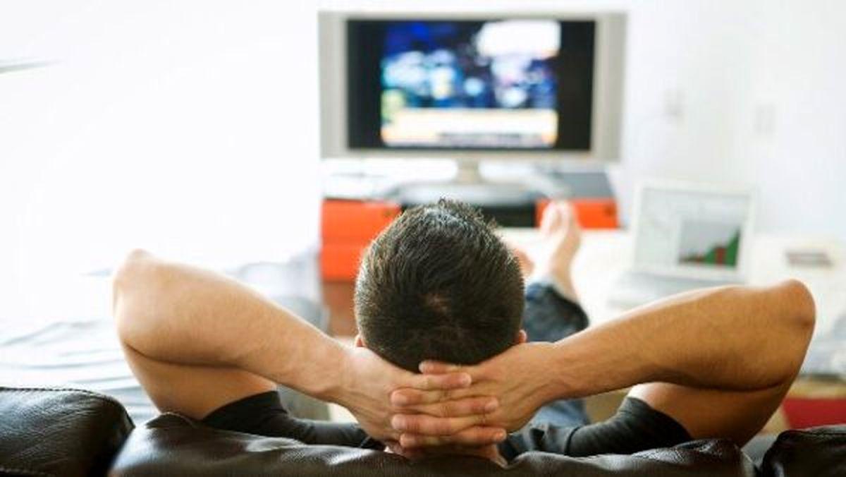 با تلویزیون روشن نخوابید