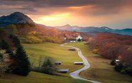 یکی از زیباترین دهکده های دنیا در آلمان / عکس