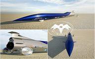 سریعترین خودروی جهان ساخته شد! +عکس