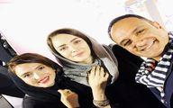 عکس: گلاره عباسی و بهنوش طباطبایی و احسان کرمی