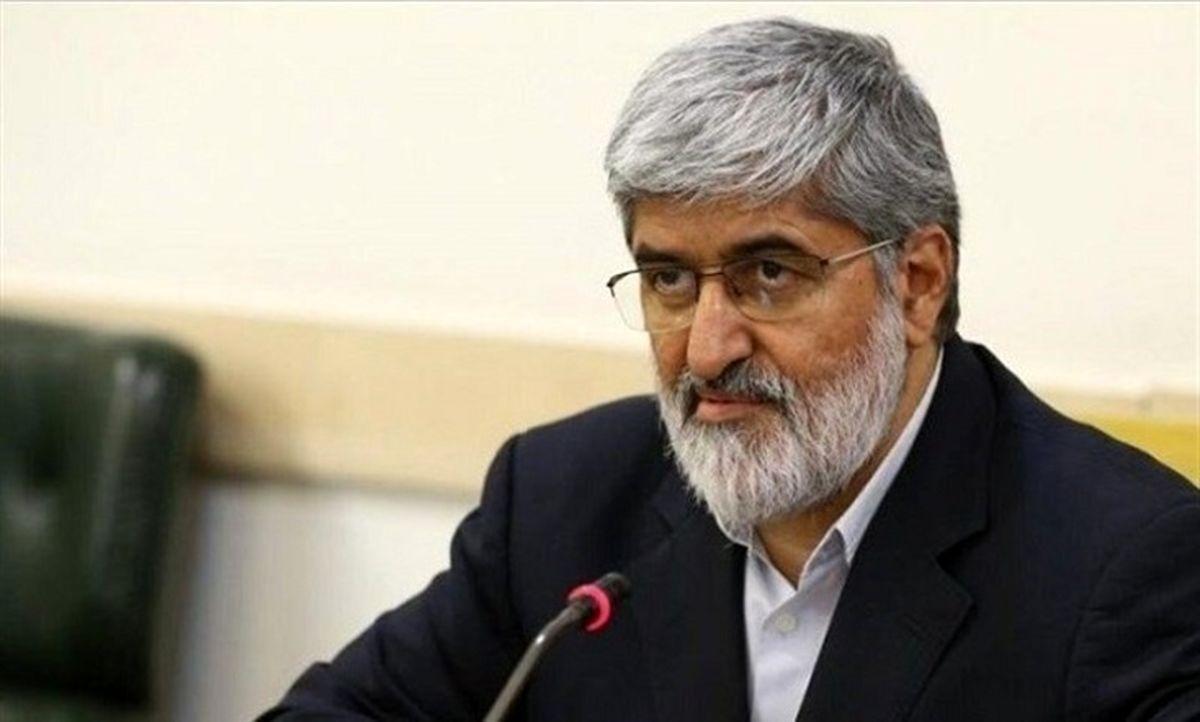 علی مطهری: به صلاح نیست سیدحسن خمینی کاندیدا شود