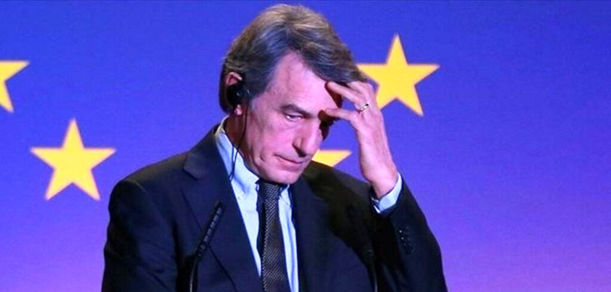رئیس پارلمان اروپا در فهرست سیاه روسیه