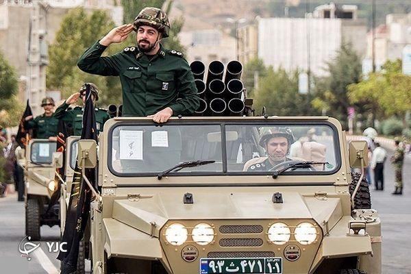 تصاویرکم نظیر از خودروهای قدرتمند و تاکتیکی ارتش+جزئیات