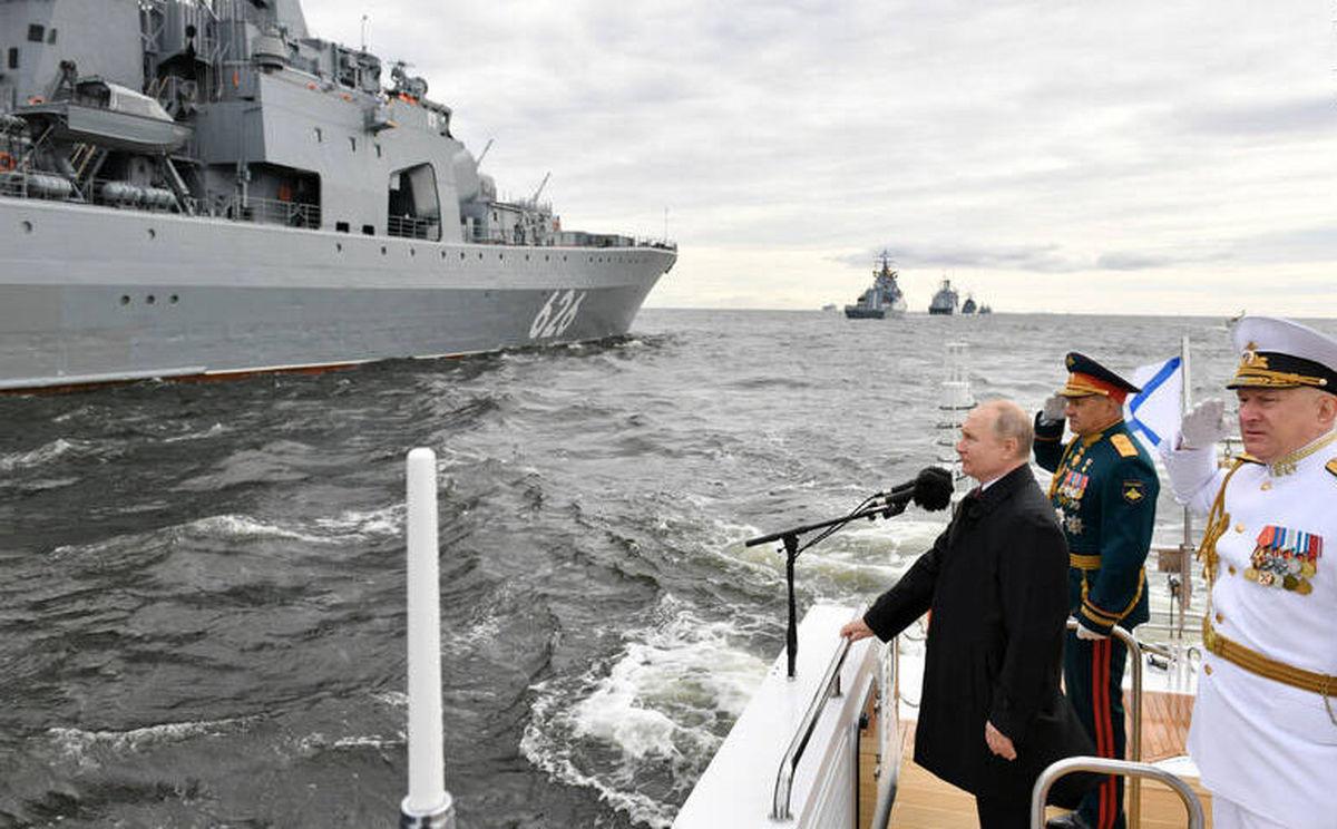 پیشنهاد روسیه به ایران برای تشکیل پیمان جدید منطقهای