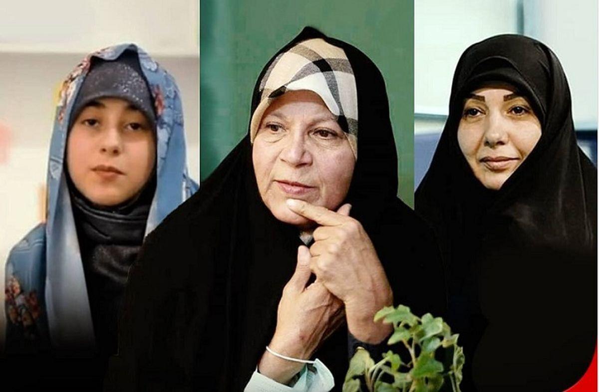 سوءاستفاده سیاسی از ۲ کودک برای مناظره با فائزه هاشمی