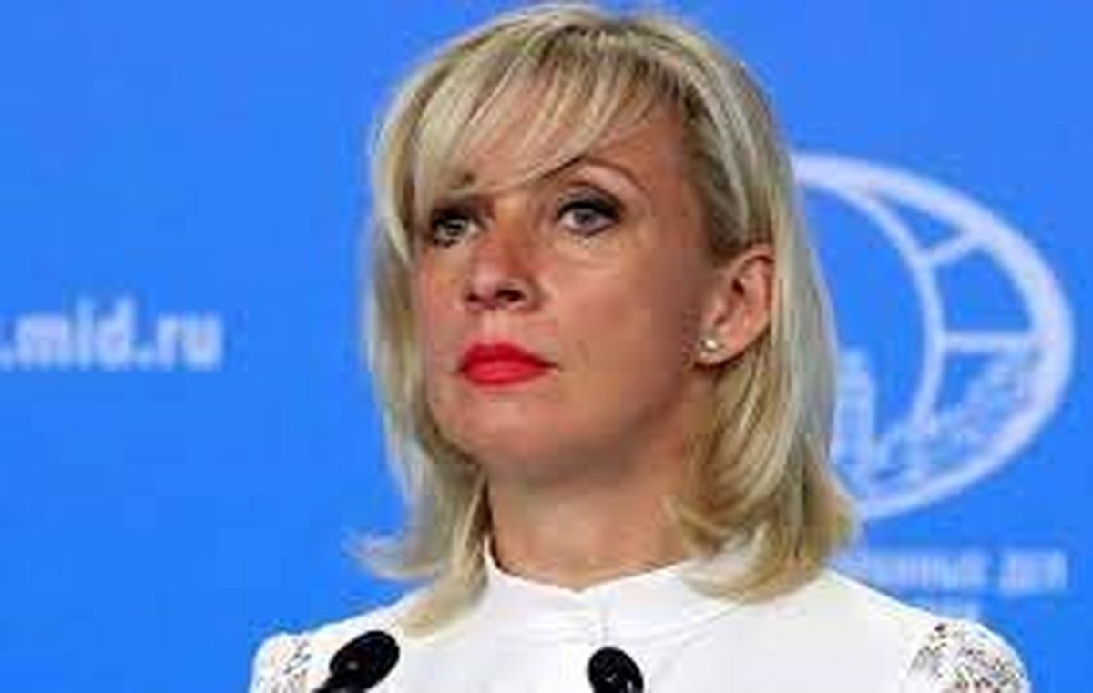 زاخارووا: ورود ناوشکن انگلیسی به آبهای روسیه با موافقت آمریکا بوده است