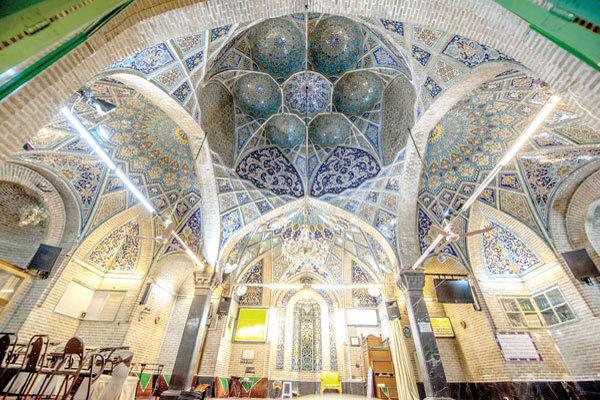 جدیدترین حاشیه های انتخاباتی از شعبه مسجد لرزاده تهران