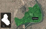 واکنش مقاومت عراق به حمله به سفارت آمریکا با کاتیوشا