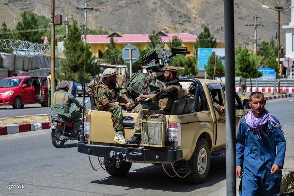 بازیهای کودکانه طالبان در پایگاه بگرام