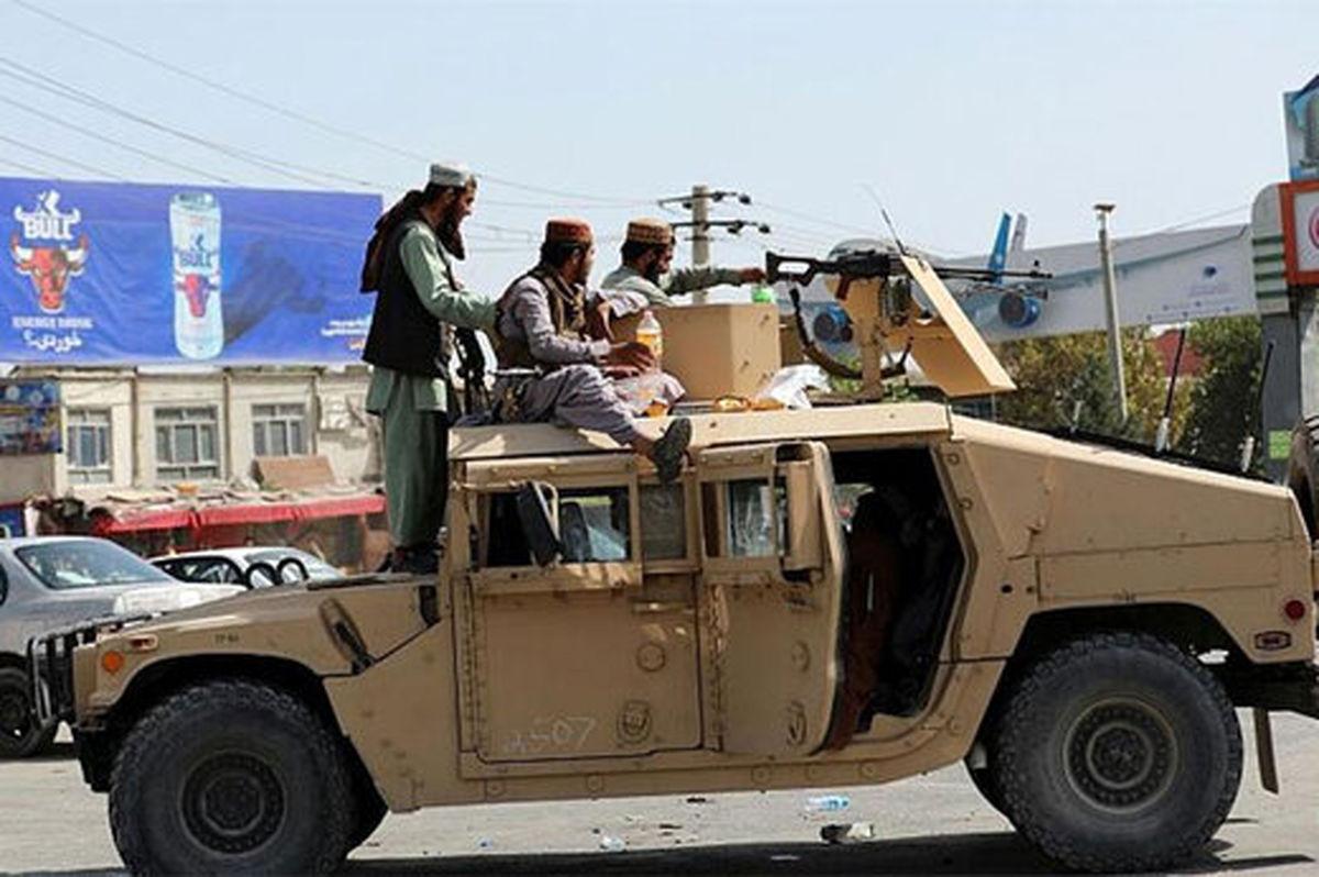 غنایم جنگی باورنکردنی طالبان از آمریکاییها