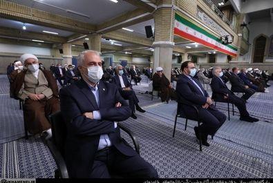 گزارش تصویری کامل مراسم تنفیذ حکم ریاست جمهوری