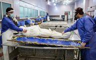 آخرین آمار قربانیان کرونا 19 مهر   آمار فوتیها افزایشی شد