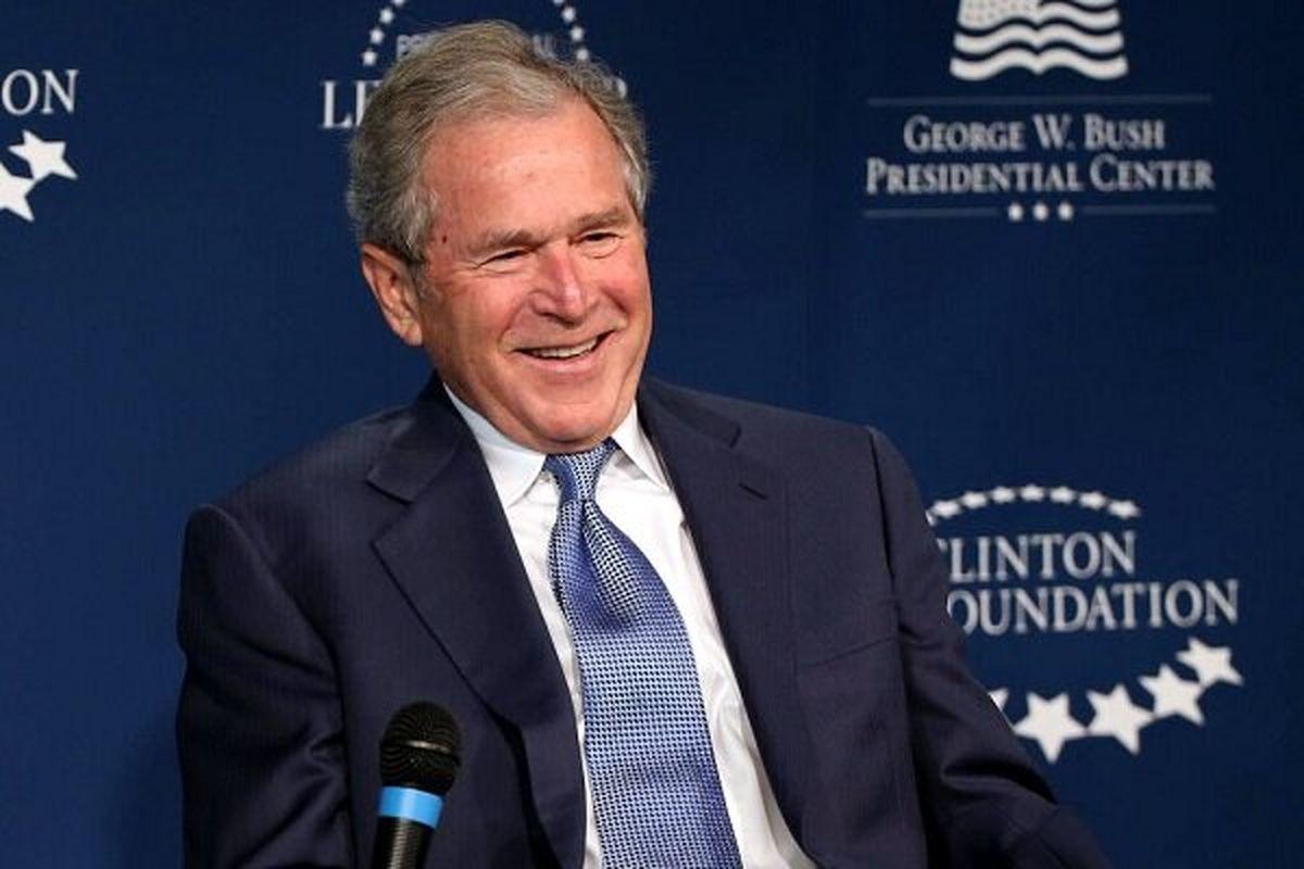 جورج دبلیو بوش: خروج آمریکا از افغانستان اشتباه است