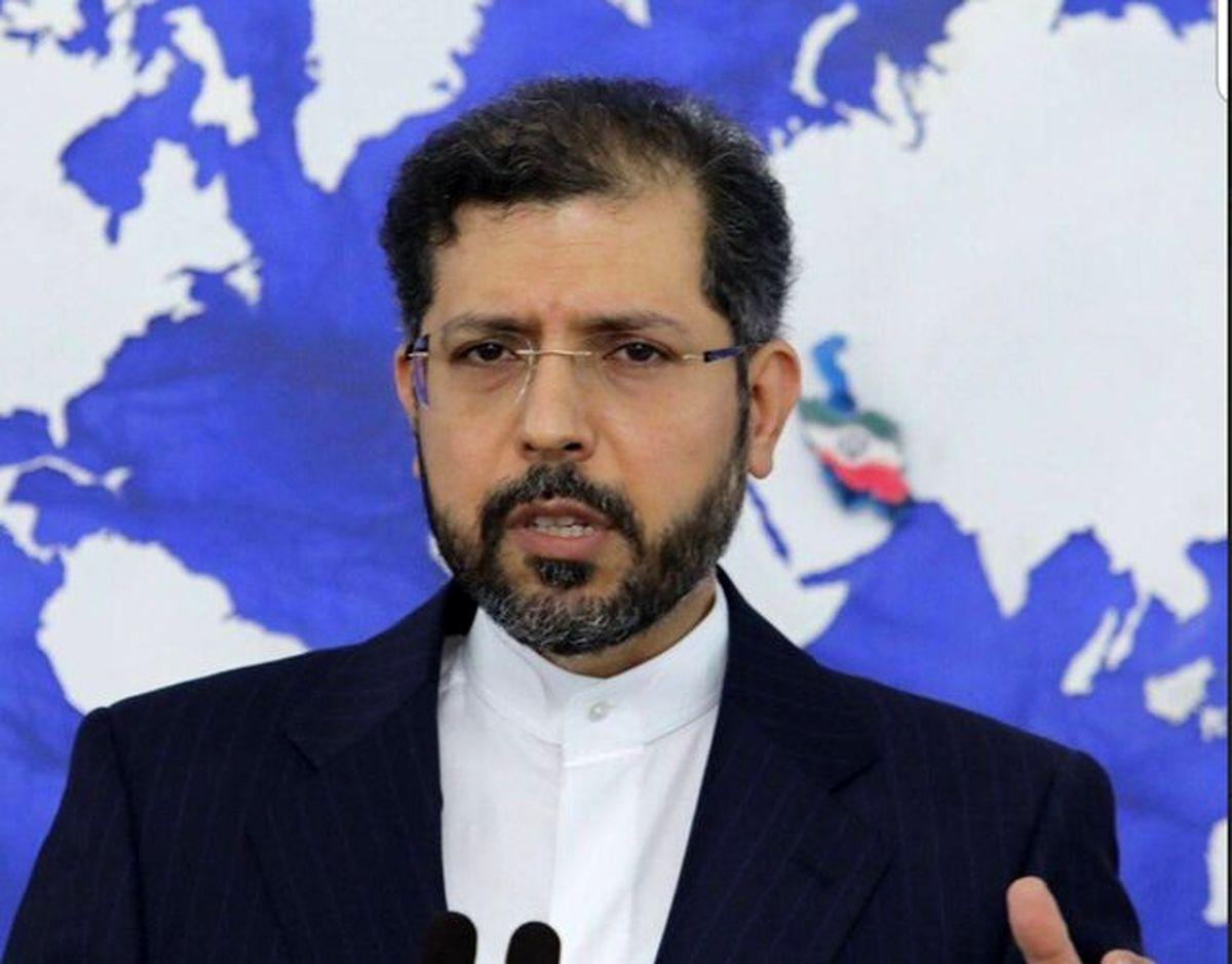 خطیبزاده: جزایر ابوموسی، تنب کوچک و تنب بزرگ تعلق قطعی به ایران داشته و دارد