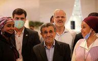 حاشیه های ناتمام احمدینژاد؛ او فایزر زده است؟! | عکس