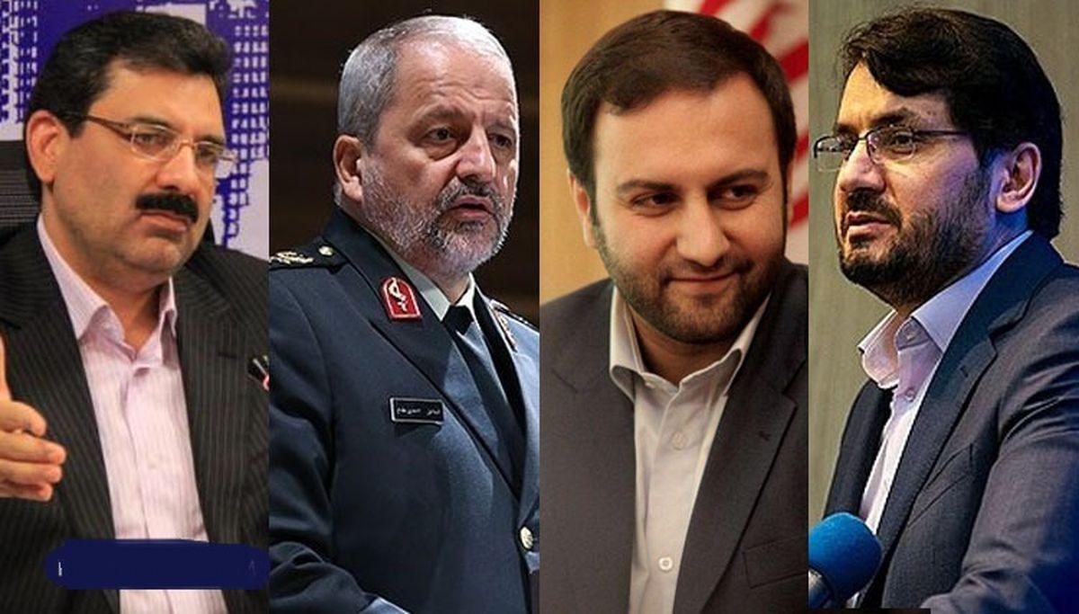 رقابت بذرپاش و پیرهادی برای شهرداری تهران/ راه بهشت از بهارستان میگذرد
