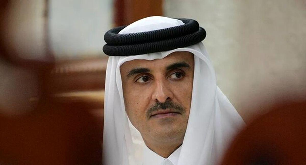 کمک ۱۰۰ میلیون دلاری امیر قطر به امنیت غذایی یمن