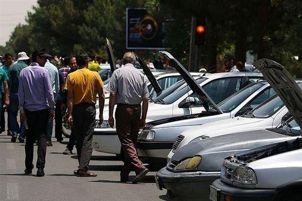 خودروی برقی ایرانی مجوز شماره گذاری گرفت