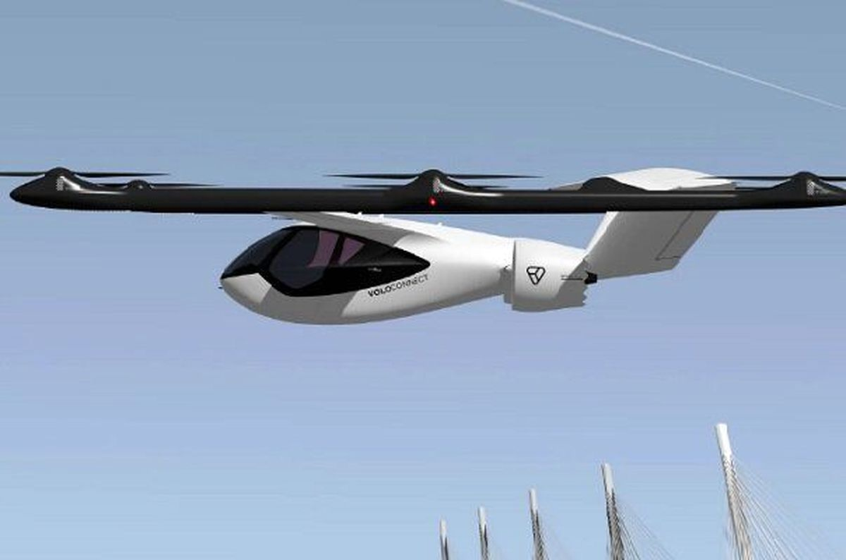 ولوکانکت؛  جدیدترین تاکسی های هوایی جهان را مشاهده کنید