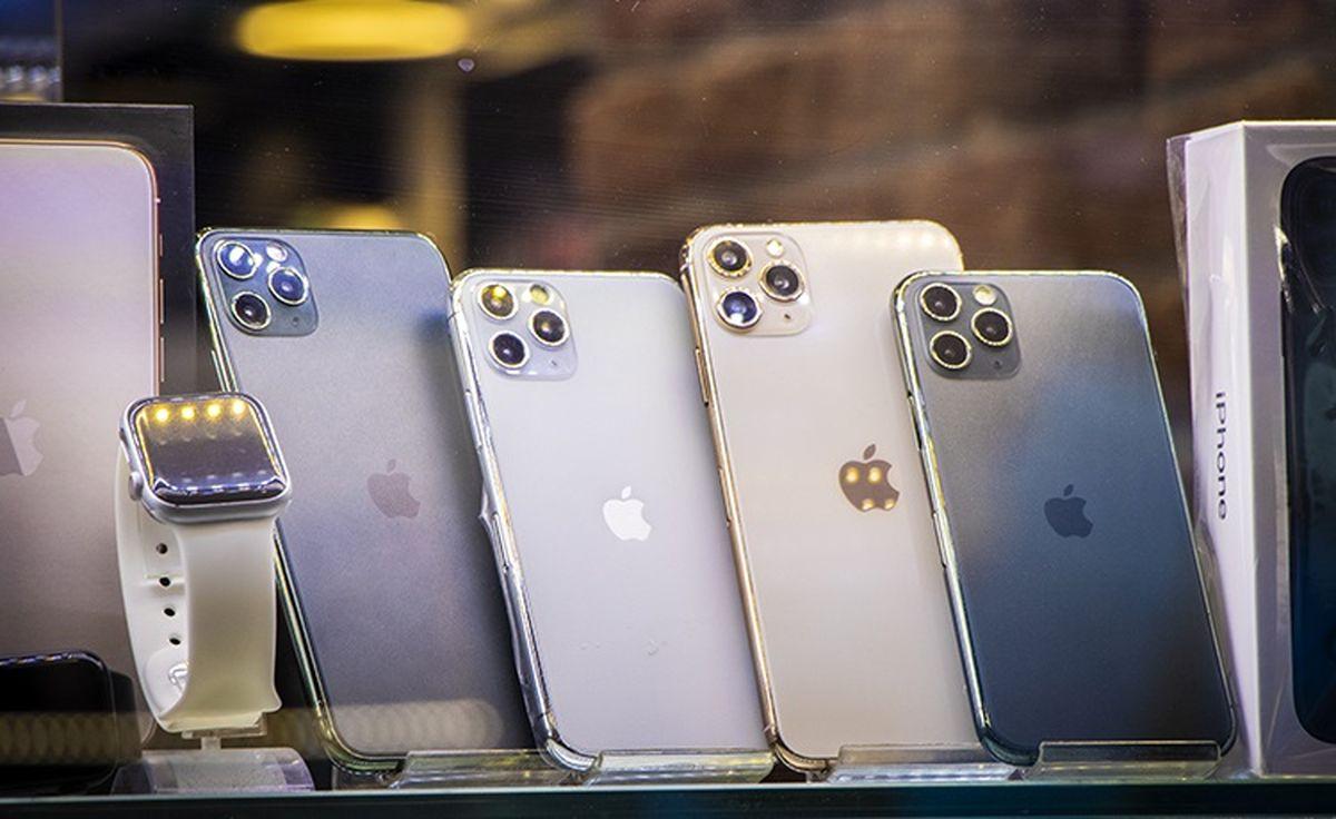 جدیدترین قیمت گوشی موبایل 12 مرداد / گوشی بالا رفت + جدول