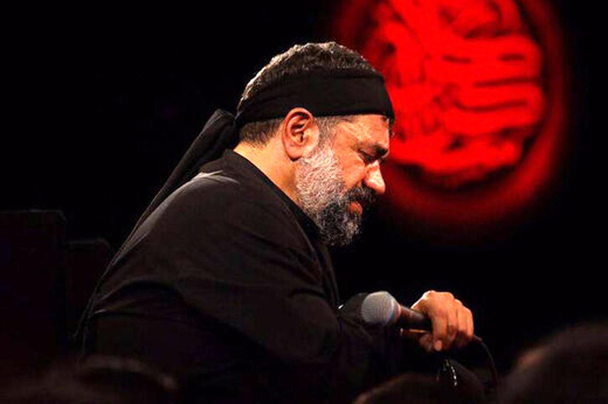 نوحهای سوزناک از حاج محمود کریمی