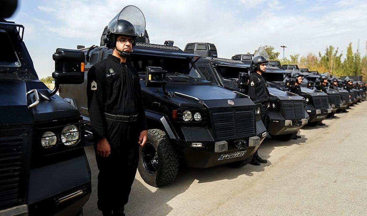 آمادگی حداکثری پلیس برای تامین نظم و امنیت انتخابات