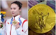 خراب شدن مدال های طلای المپیک!
