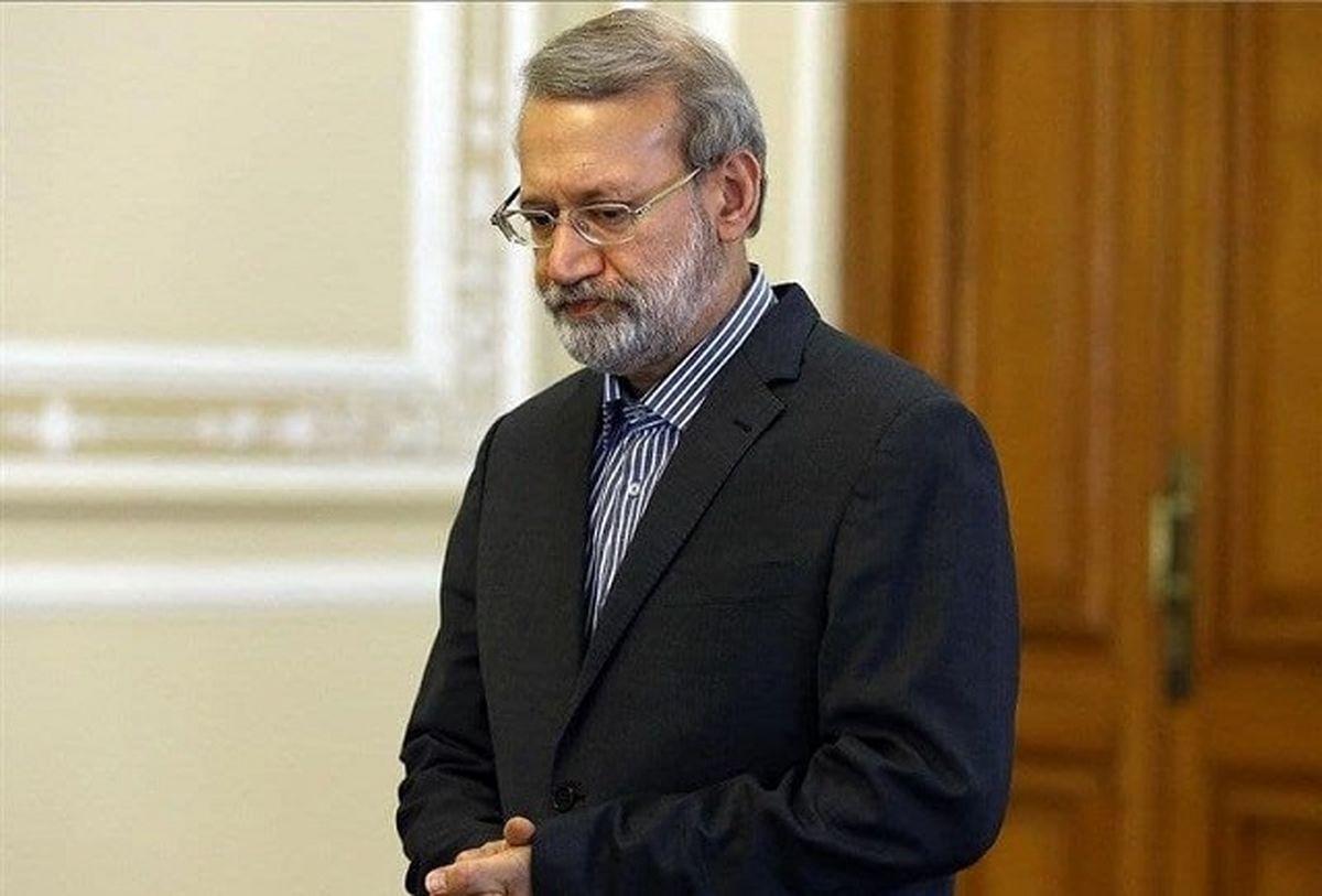 واکنش معنادار علی لاریجانی به ردصلاحیت خود