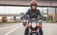 شرط صدور گواهینامه موتورسیکلت برای زنان   جزئیات